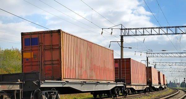 افزایش سه برابری صادرات ریلی از مرز سرخس