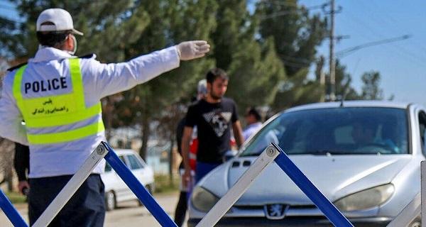 ممانعت پلیس از ورود ۱۰ هزار خودرو به خراسان رضوی/ همکاری مردم استان در کاهش سفرهای غیرضروری قابلتقدیر است