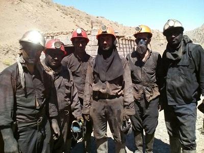 مشکلات کارگران معدن آق دربند سرخس بررسی شد/ رسولیان: مشکلات کارگران معدن آقدربند به زودی حل میشود