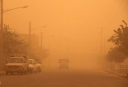 «چاله زرد» سرخس، روستای پایلوت برای مهار بحران گرد و غبار در خراسان رضوی تعیین شد