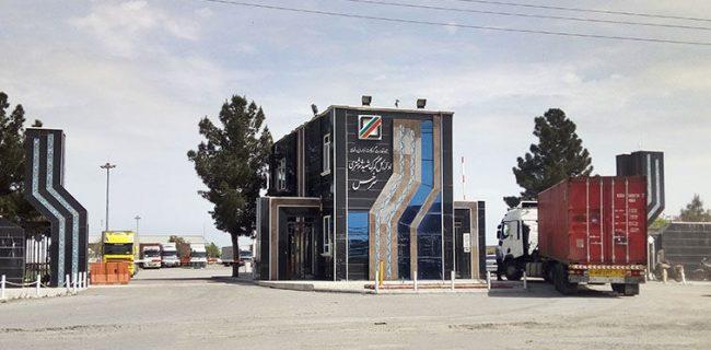 اعمال محدودیت های جدید ترکمنستان برای تردد کامیون ها در مرز سرخس